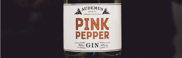 A Tasting Session with Audemus Spirits!