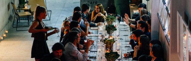 CONEXÃO: Immersive Pop-Up Dining Experience