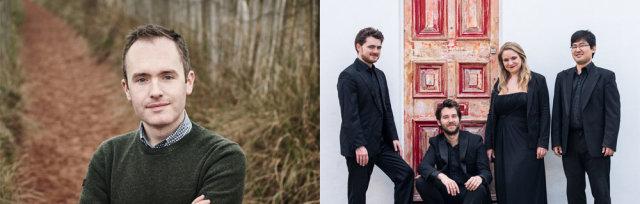Sunday Concert: Piatti Quartet & Simon Callaghan
