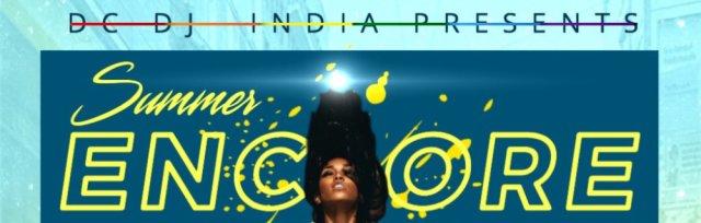 DC DJ India Presents SUMMER ENCORE