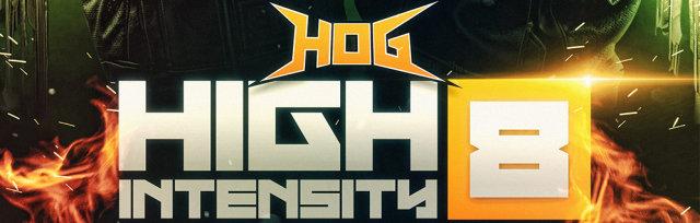 HIGH INTENSITY 8