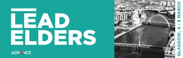 Lead Elders @ Glasgow