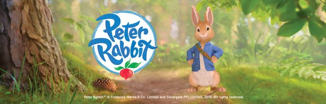 Storytime with Peter Rabbit ™ - Friday