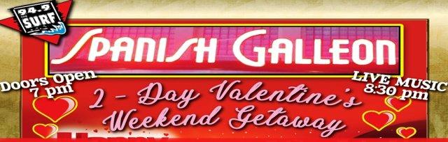Valentines Weekend Get Away
