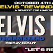 """""""ELVIS REMEMBERED"""" Part of The """"ELVIS REWIND WEEKEND"""" image"""