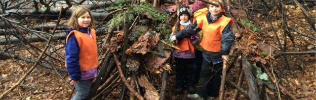 Half Term Forest School morning