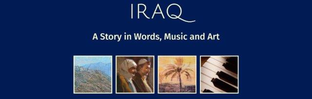 Journey Through Conflict - Iraq - ALBUM LAUNCH