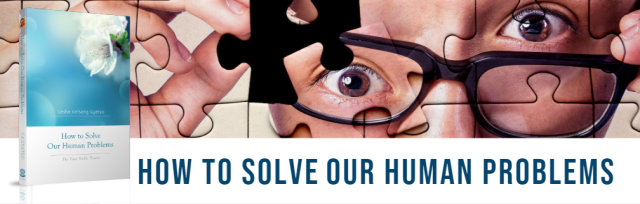 KMC Plymouth - How to Solve Our Human Problems