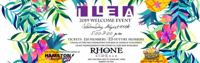 ILEA 2019 Welcome Event / Educational