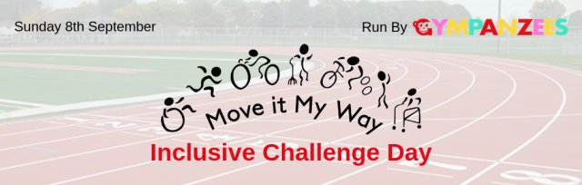 Inclusive Challenge Day - Move it My Way