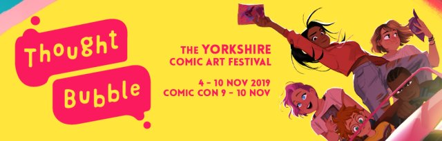 Thought Bubble Comic Convention