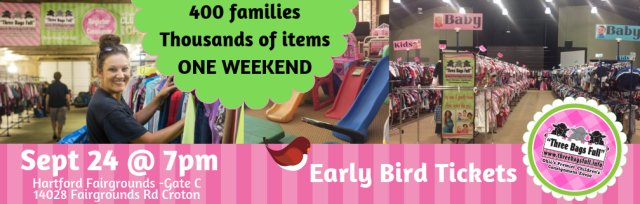Croton Pop Up Shop: Charity Early Bird Admission