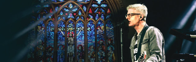 An evening with Matt Maher - St. George's Catholic Cathedral, London