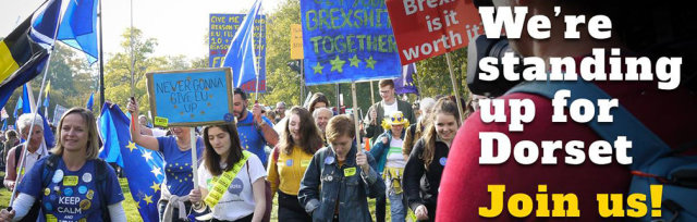 Dorset, New Forest and Southampton Coaches for London Stop Brexit March