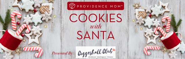 Cookies with Santa:: A Providence Mom Family Event
