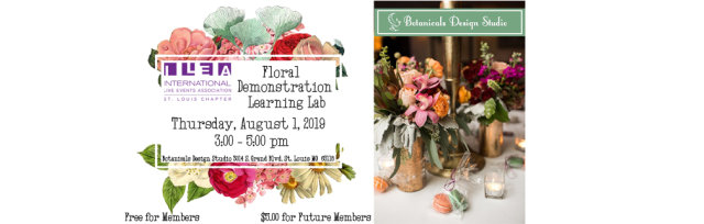 ILEA Learning Lab- Floral Demo