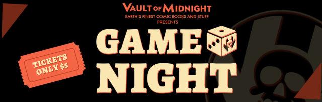 Game Night - Detroit