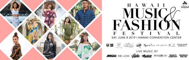 Hawaii Music & Fashion Festival