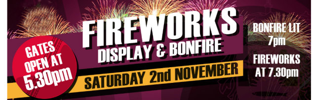 Bonfire & Fireworks Night