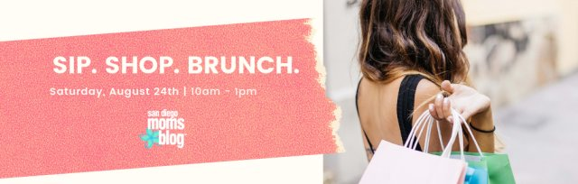 Sip. Shop. Brunch.