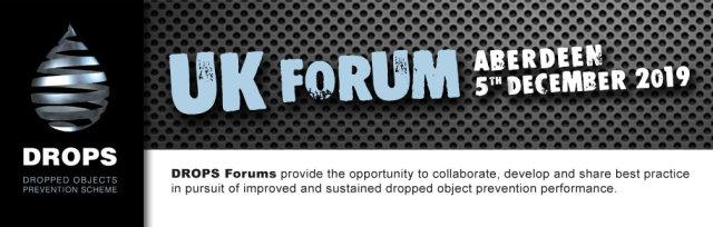 DROPS Forum Aberdeen