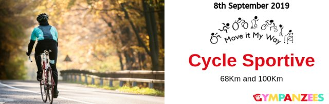 Cycle Sportive - Move it My Way