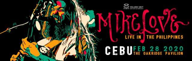 Mike Love in Cebu