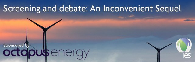 An Inconvenient Sequel: Screening and debate