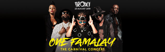 ONE FAMALAY – THE CARNIVAL CONCERT