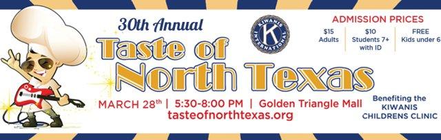 Taste of North Texas