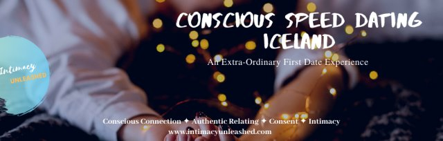Conscious Speed Dating - Iceland