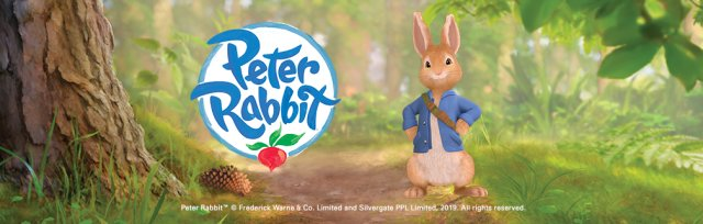 Storytime with Peter Rabbit ™ - Saturday