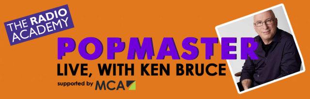 Popmaster, live with Ken Bruce