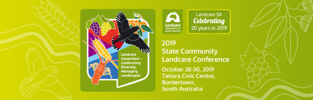 2019 SA Community Landcare Conference