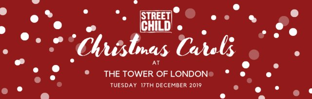 Christmas Carols - The Tower of London