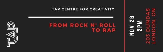 Rock'n Roll to Rap: A Love Story