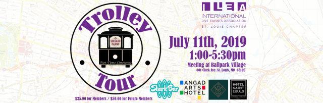 ILEA Trolley Tour