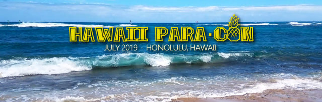 Hawaii ParaCon 2019