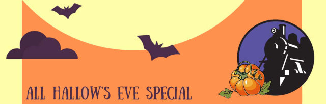 All Hallow's Eve Special ~ 5:13pm