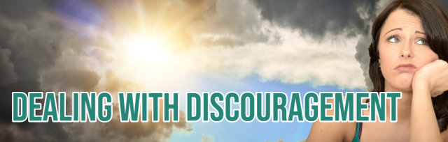 Dealing with Discouragement - KMC Plymouth Meditation Half Day Course