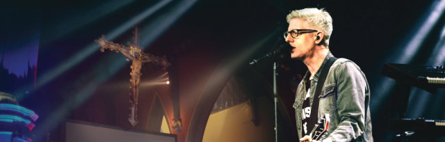 An evening with Matt Maher - St. Mary's Cathedral Newcastle