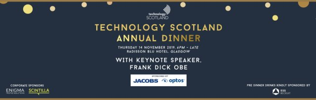 Technology Scotland Annual Dinner 2019