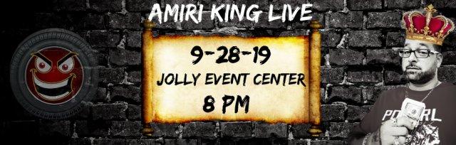 Amiri King Live in Wilder Kentucky