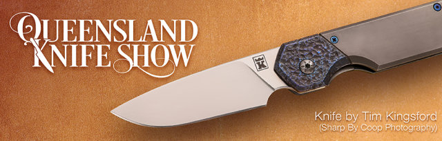 2020 Queensland Knife Show