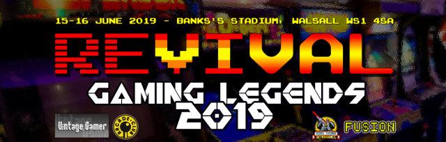 REVIVAL: Gaming Legends 2019