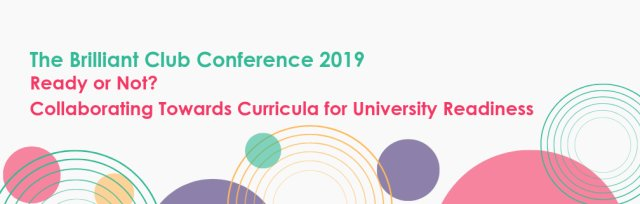The Brilliant Club Conference 2019