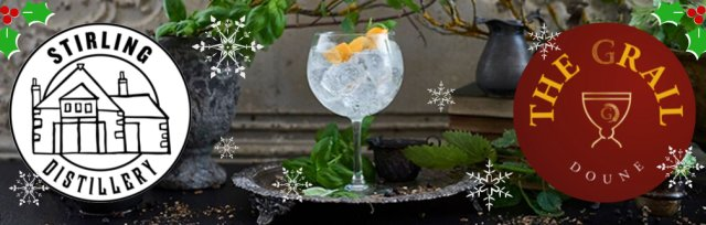 Christmas Gin Tasting Afternoon