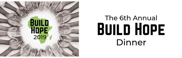 Build Hope Dinner 2019
