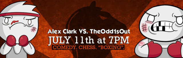 CHESS BOXING TOURNAMENT - ONE NIGHT ONLY