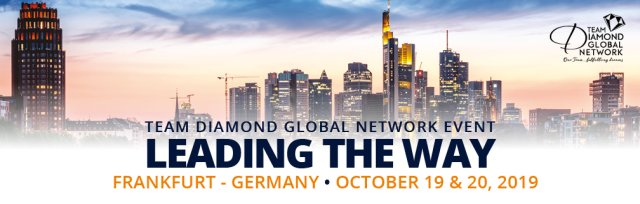 LEADING THE WAY an exclusive Team Diamond Global Network event with guest speaker BOB PROCTOR.
